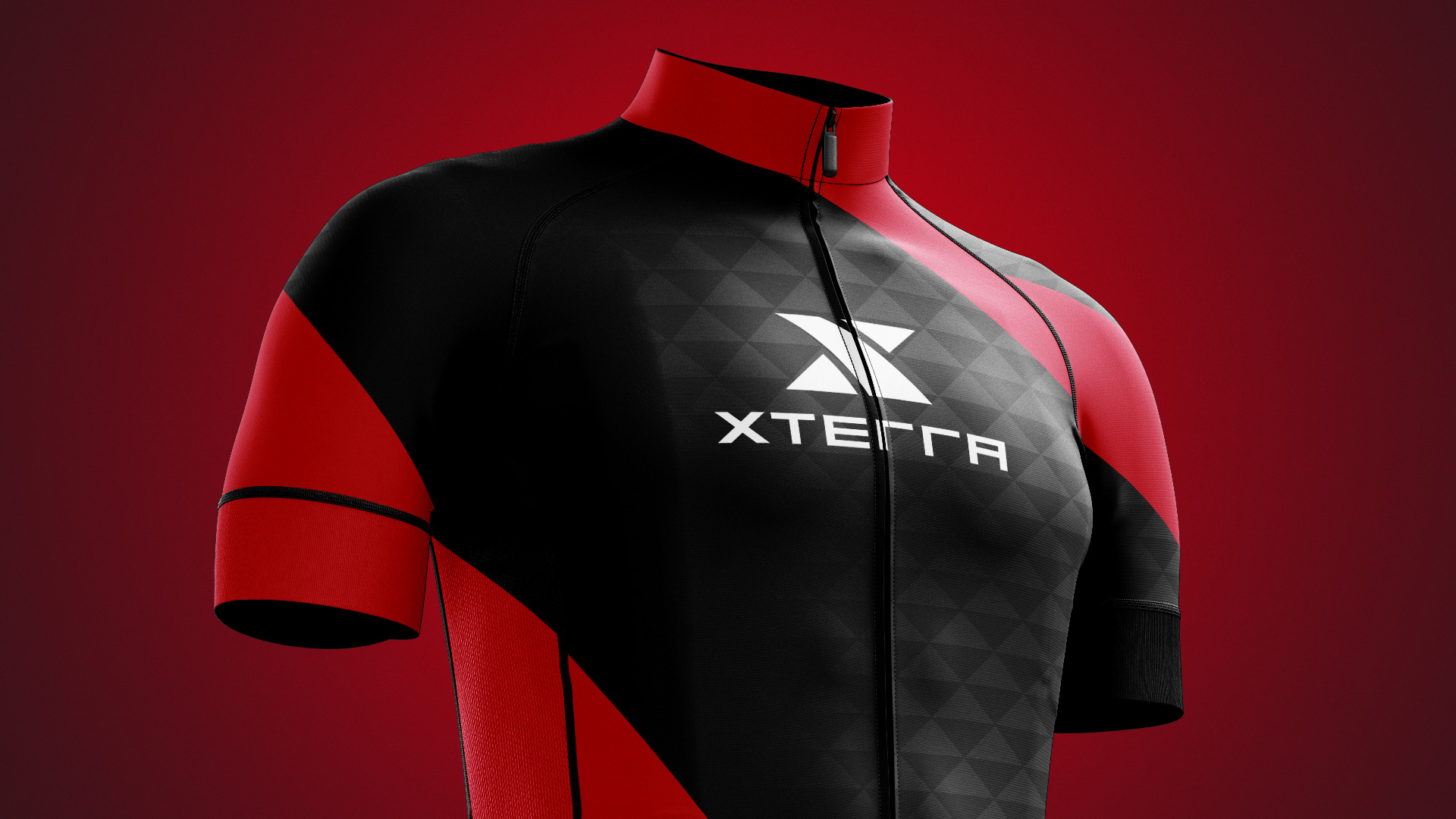 XTERRA - Apparel Design - Cycling Kit